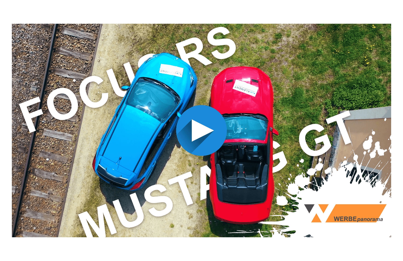 Autohaus Klement - Ford Focus RS und Mustang GT